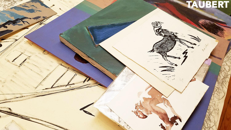Ogunquit Maine Artist Norman E. West - Interview and ...